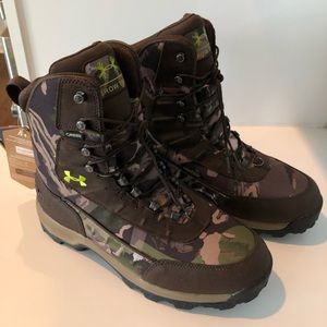Under Armour Brow Tine 800g GoreTex Hunting Boots